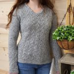 COLLECTION LUXE IRELAND LAINE & CACHEMIRE Baily sweater