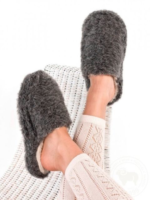 Pyjamas Chaussons Chaussettes Basic Slippers
