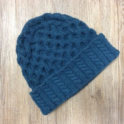 COLLECTION LUXE IRELAND LAINE & CACHEMIRE Bonnet laine et cachemire