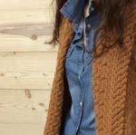 Gilets et Manteaux Glenross Waterfall Cardigan