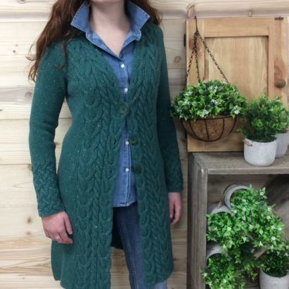LUXE IRELAND Horseshoe coat