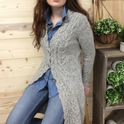 Gilets et Manteaux Horseshoe coat