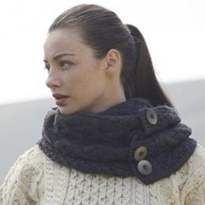 Accessoires New Snood super soft merino wool