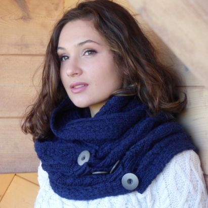 Fin de série New Snood Supersoft