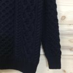 Homme Pull col rond merinon Aran