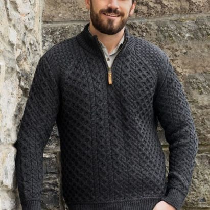 Homme Pull luxe mérinos