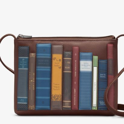 Accessoires Sac Parker Brown Library