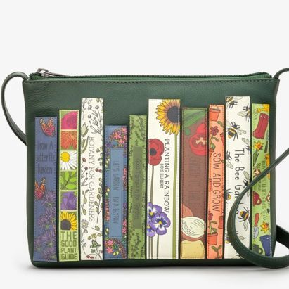 Accessoires Sac Parker Green Library