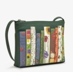 Femme Sac Parker Green Library