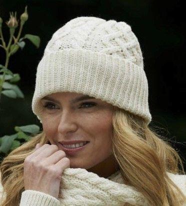 bonnet irlandais femme