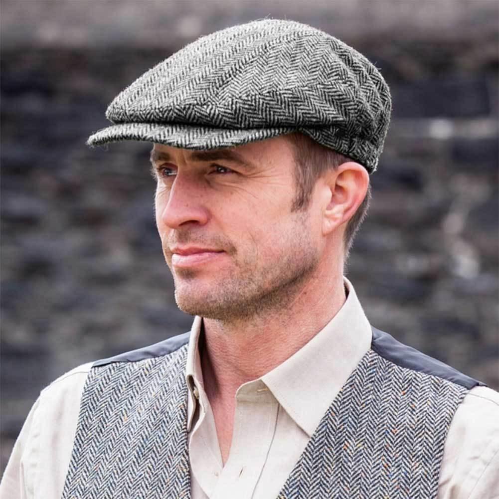 casquette homme irlandaise